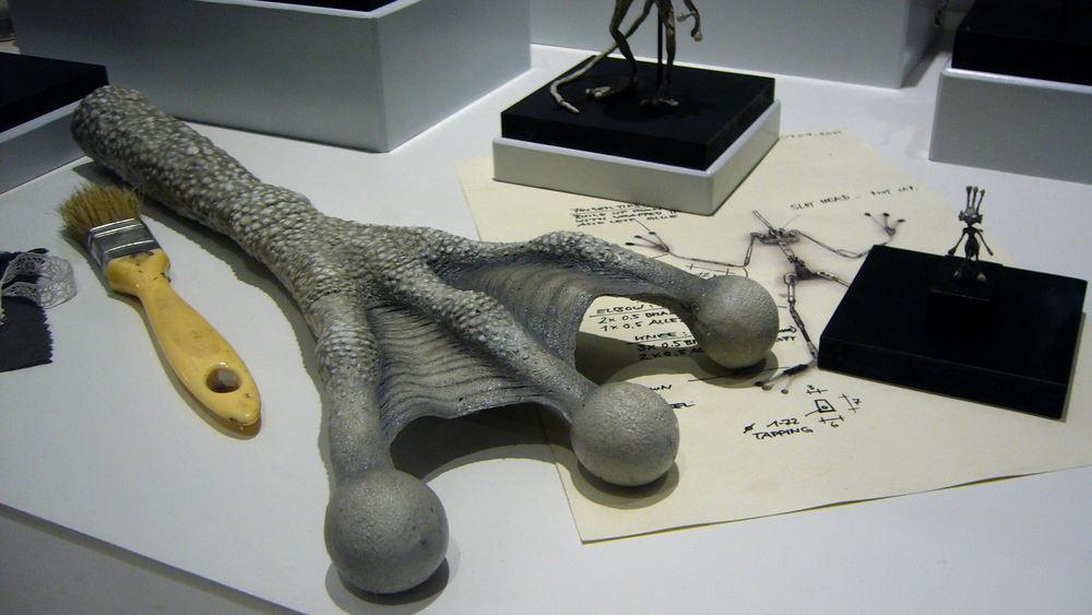 Frankenweenie exhibition Hand.JPG