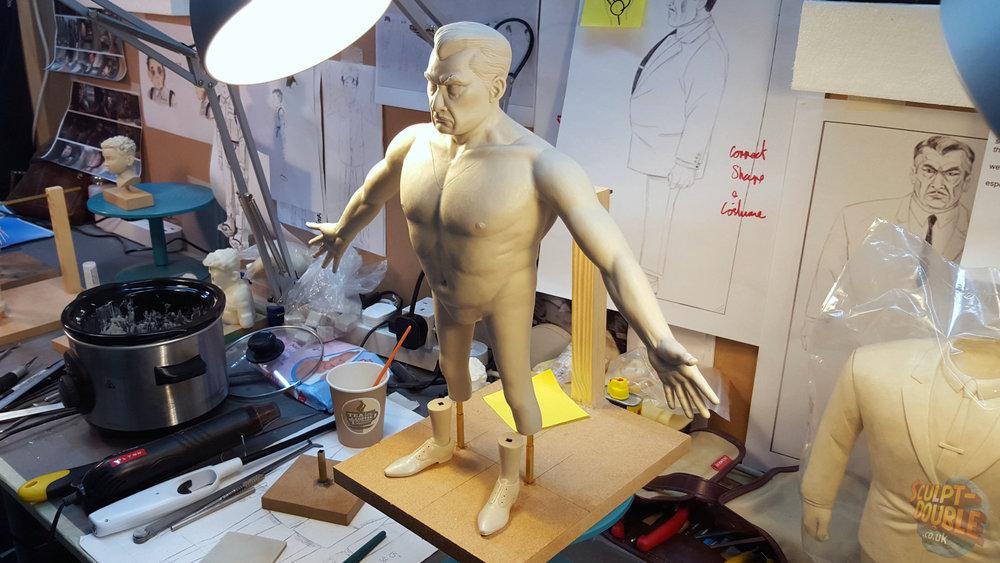 Mayor Kobayashi - Full Body Sculpt