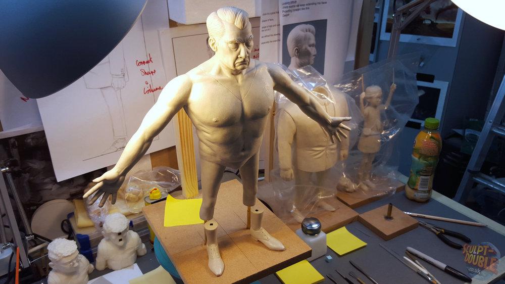 Mayor Kobayashi - Body Sculpt