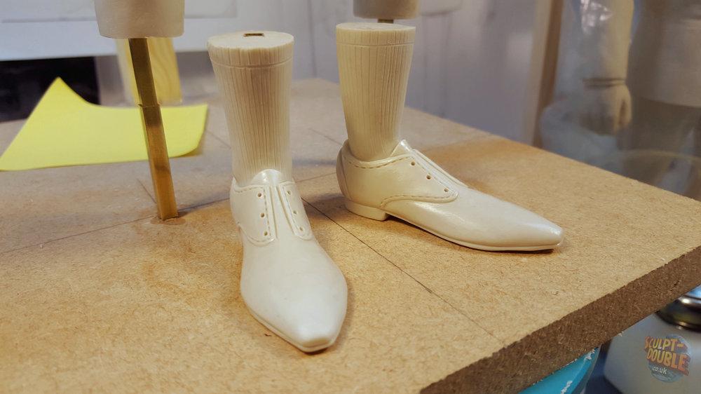 Mayor Kobayashi - Shoes