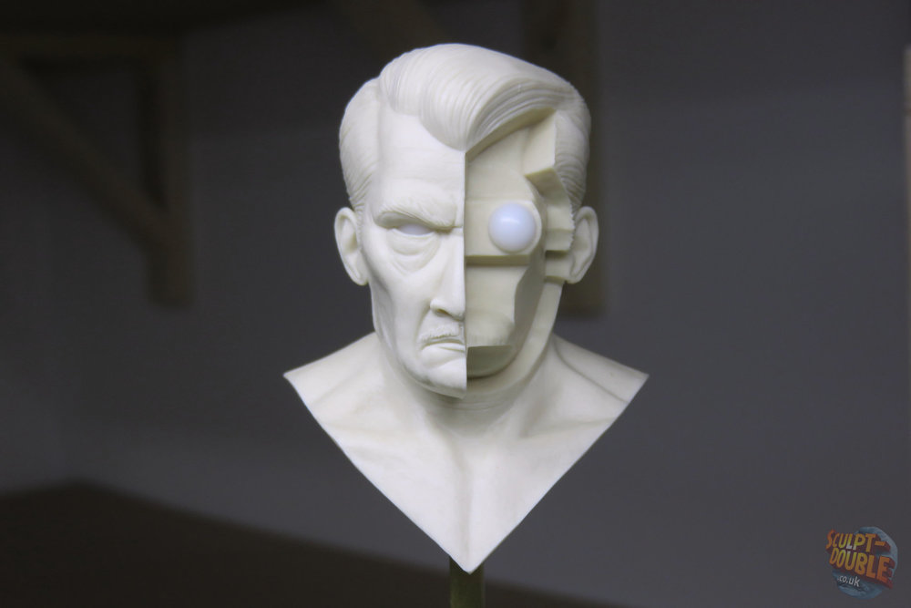 Mayor Kobayashi - Head Core
