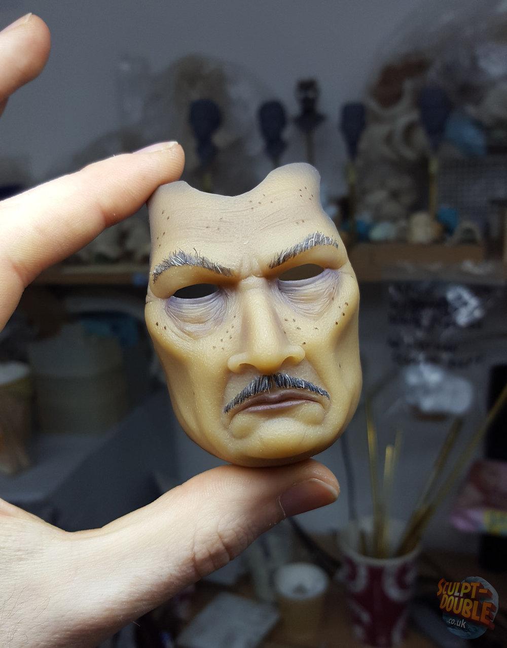 Mayor Kobayashi - Replacement Face