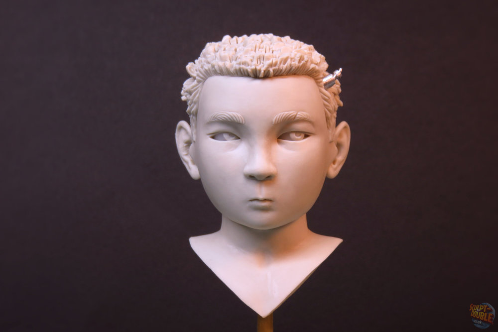 Atari - Head Sculpt