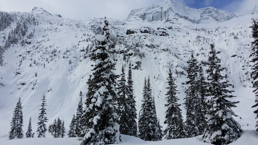 Dome Headwall