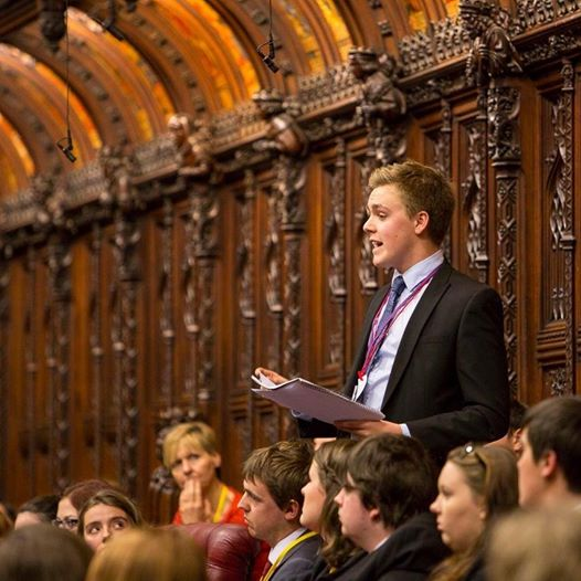 """We should change our voting system to one that is proportional, representative and gives all sections of society a vote that matters""     Owen Winter MYP , Spokesperson for Make Votes Matter, December 2015"