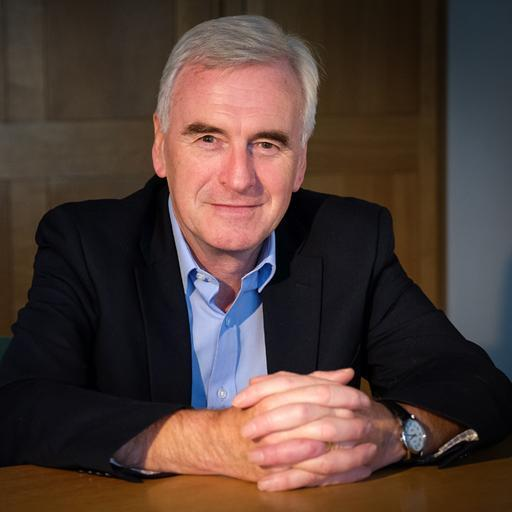 John McDonnell, Shadow Chancellor, Labour