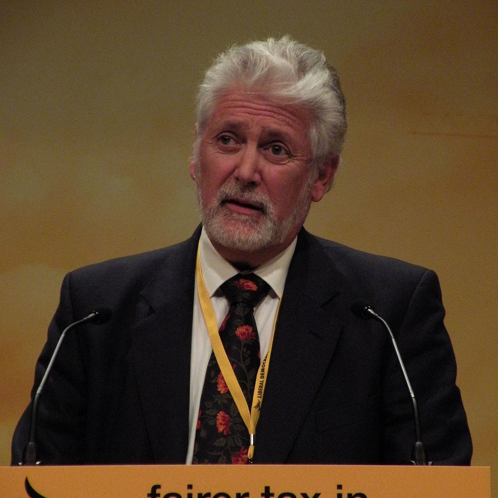 Lord Paul Strasburger, Liberal Democrats