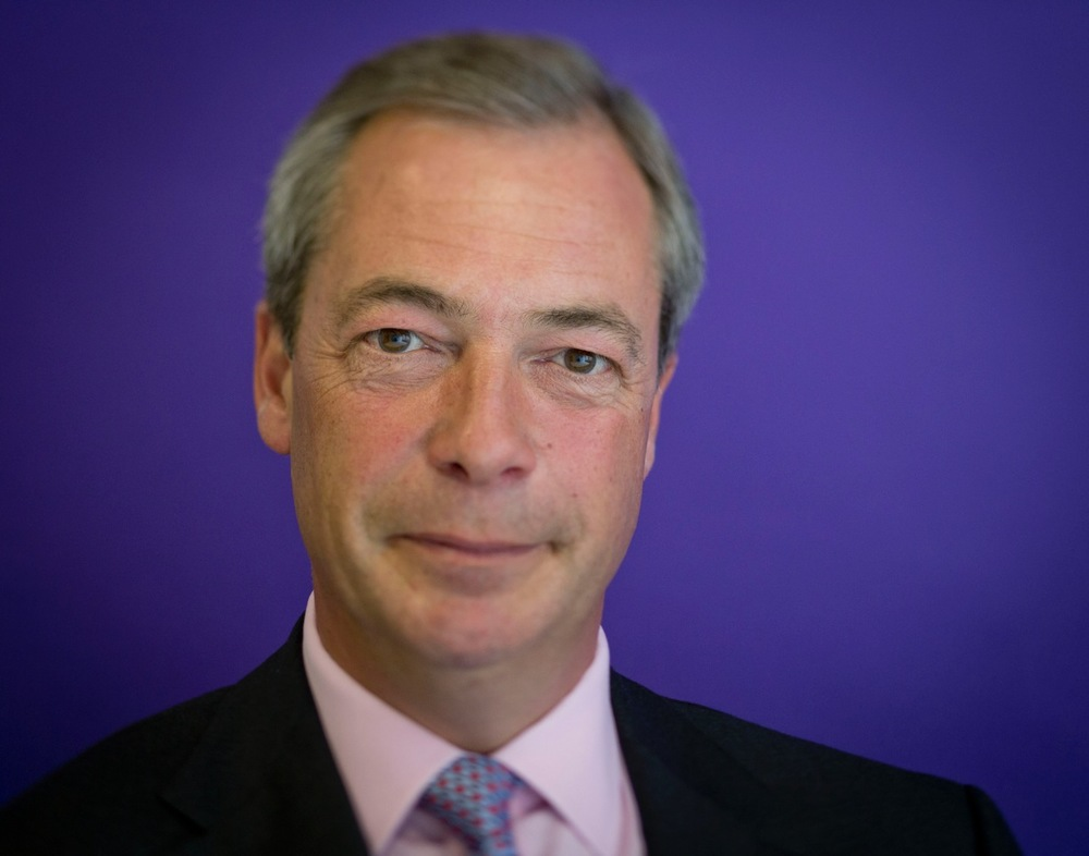 Nigel Farage MEP, UKIP