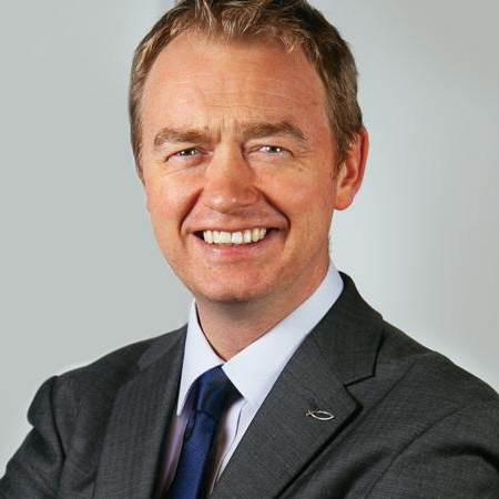 Tim Farron MP, Liberal Democrats