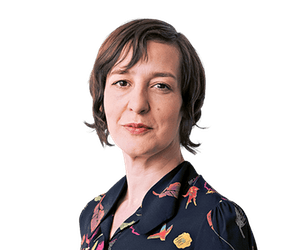 Zoe Williams, columnist, journalist and author, Guardian