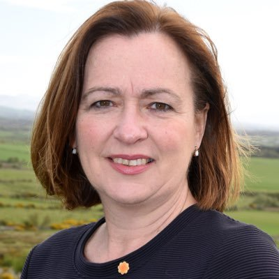 Liz Saville-Roberts MP, Plaid Cymru