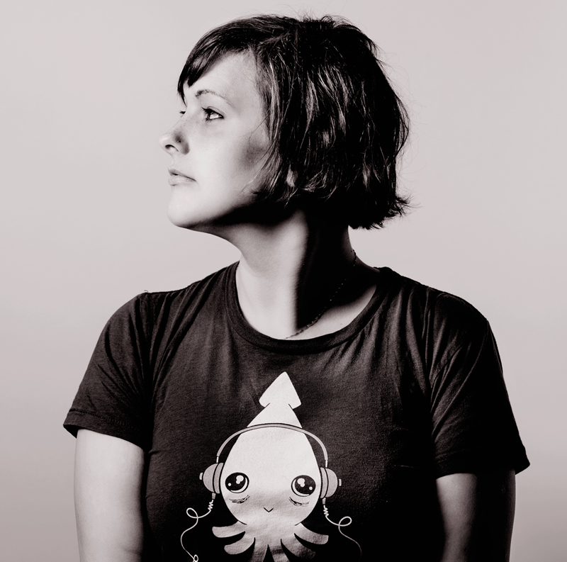 Josie Long (pic by Idil Sukan), comedian