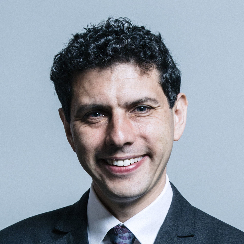 Alex Sobel MP, Labour