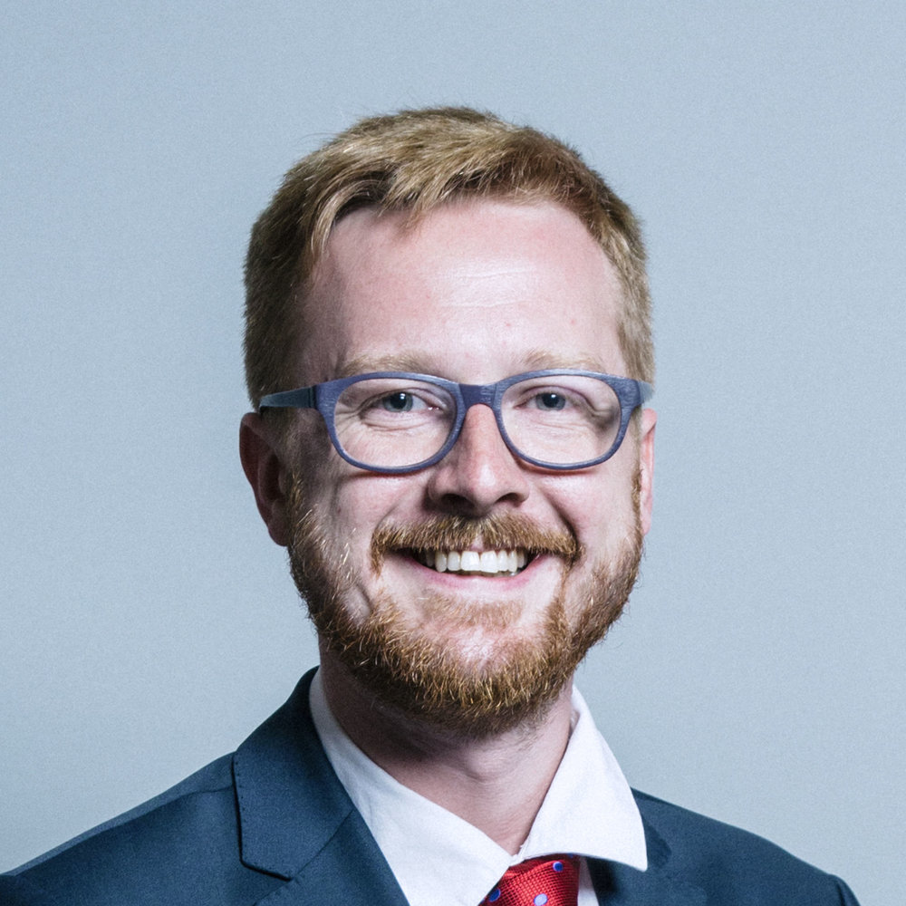 Lloyd Russell-Moyle MP, Labour