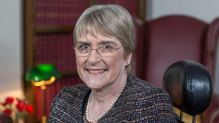 Baroness Sal Brinton