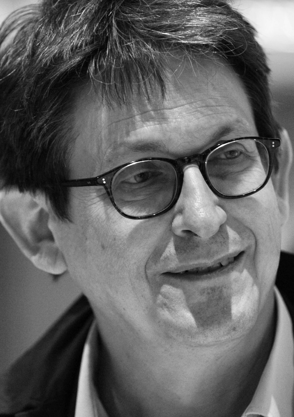 Alan Rusbridger, journalist