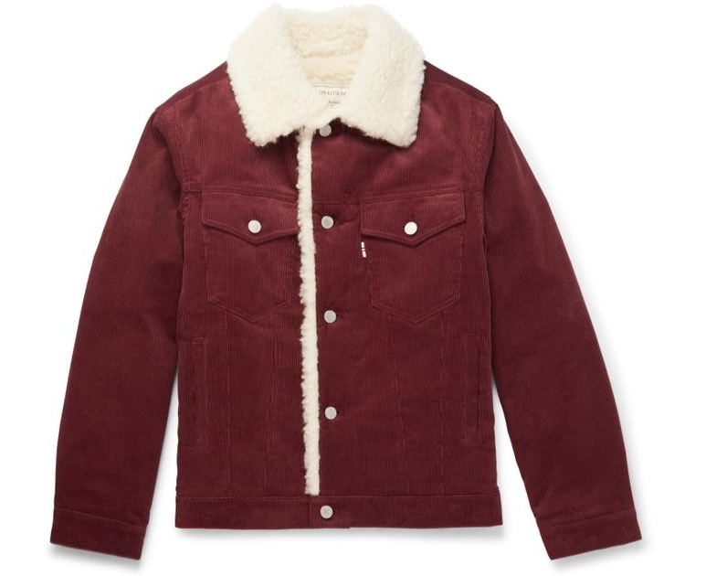 maison-kitsune-burgundy-Faux-Shearling-lined-Cotton-corduroy-Jacket.jpeg