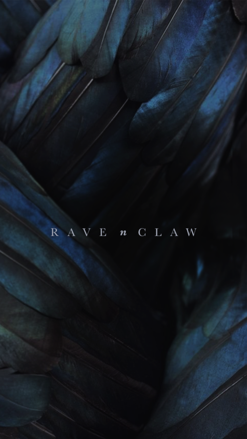 Ravenclaw Phone Wallpaper PAIGE KLECKNER