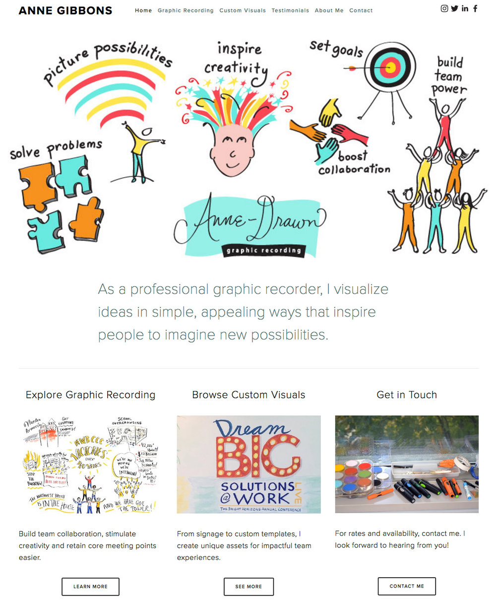 Websites david leon morgan in order for prospective clients to gain a full understanding of her skills discover examples and testimonials from past work and have a clear path to thecheapjerseys Images