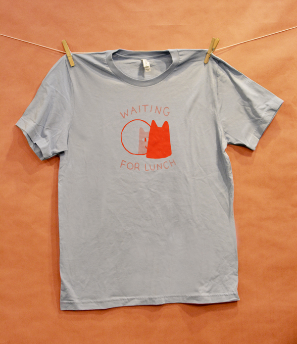 Hand-silkscreened Shirt