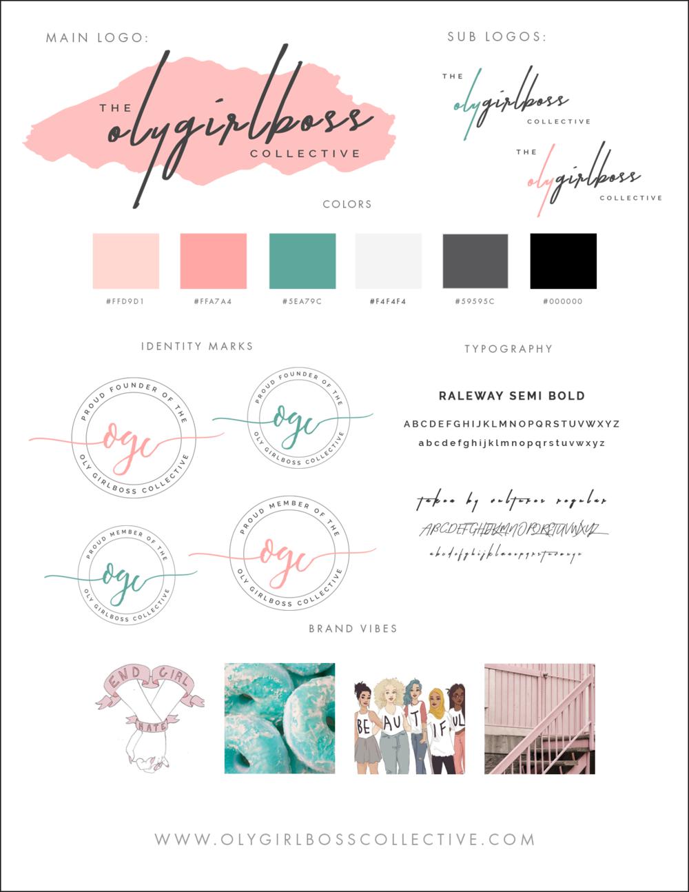 Oly Girlboss Collective - Olympia, Washington - Fashionably Frank Marketing