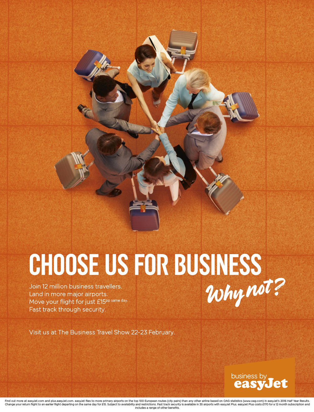 The 'Why not?' campaign was created in 2016.