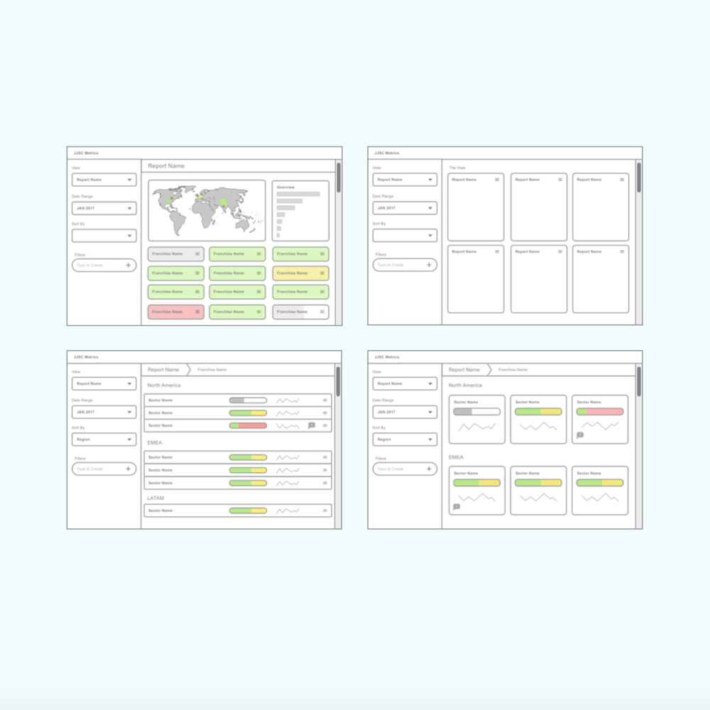 Keeping Score — User Experience and UI Design