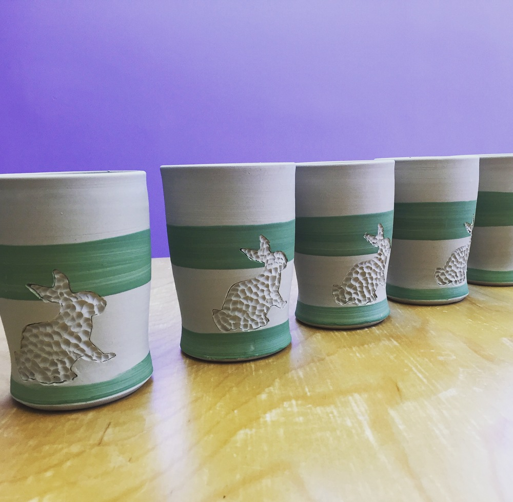 Sneak Peek of April tumblers. Click to shop!