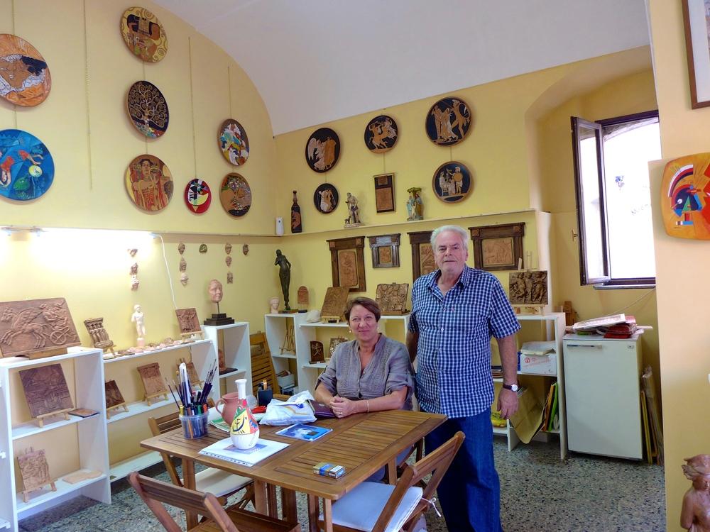 Gerace-Calabria-Artisans