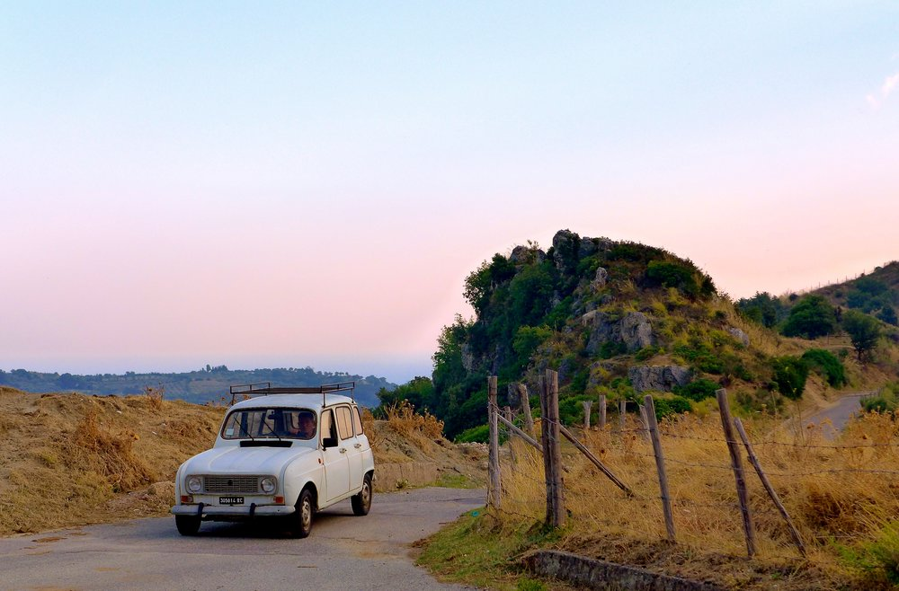 Relax in the rustic charm of the beautiful Calabrian countryside.