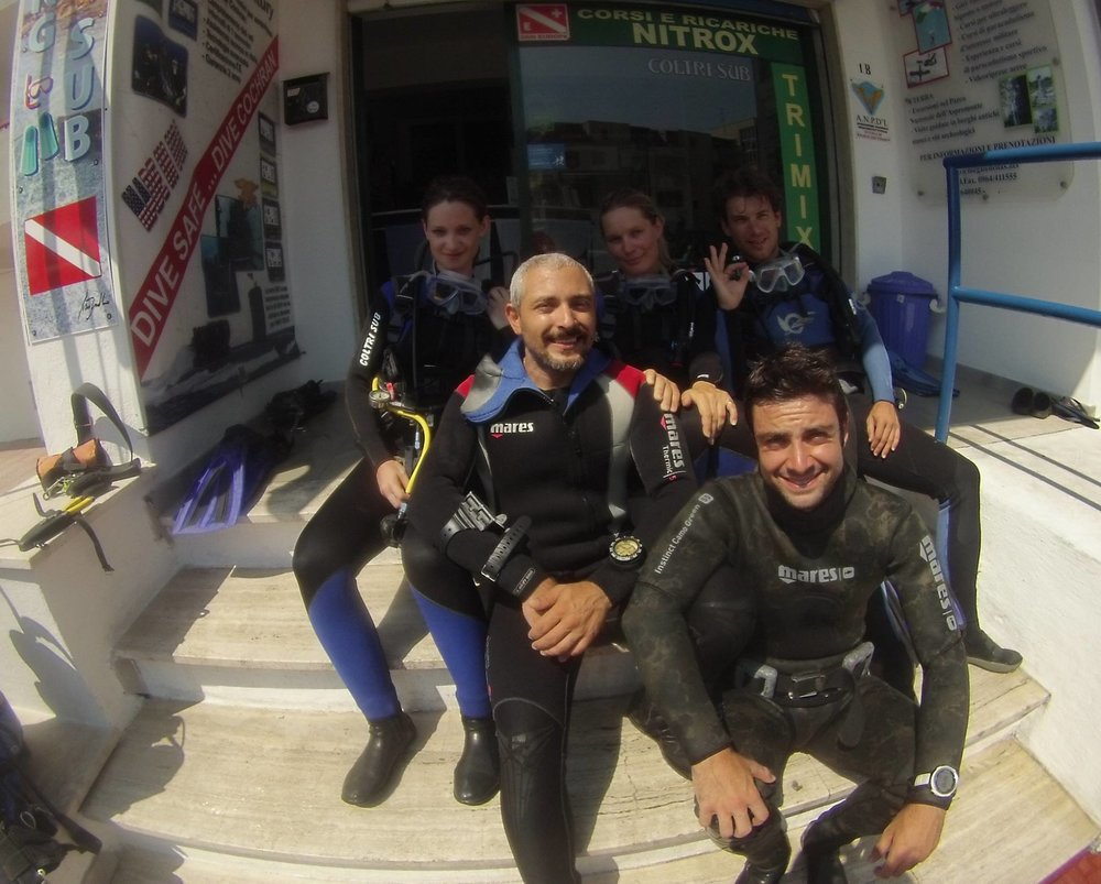 Diving-Certificate-Course