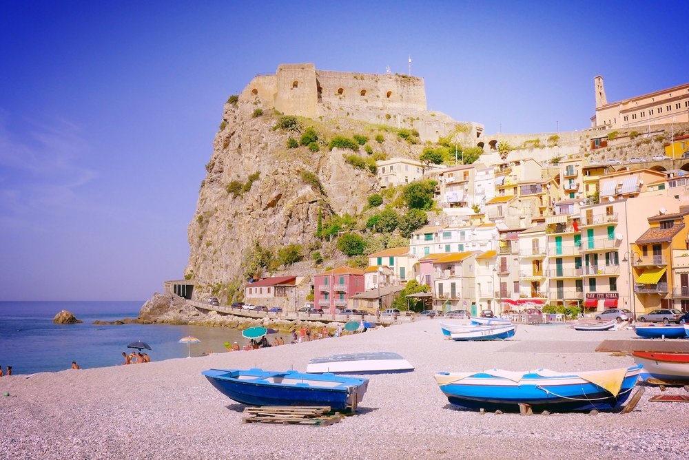 ITALY'S BEST KEPT SECRET -