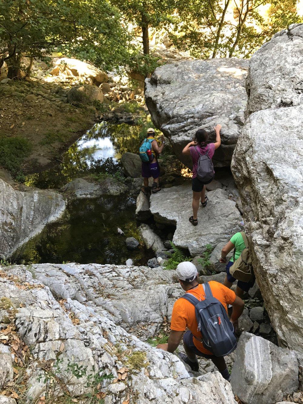 Calabria-Trekking-Aspromonte