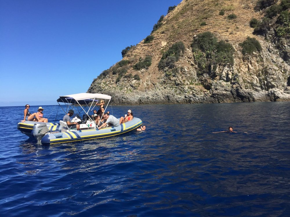 Boat Hire Sicily