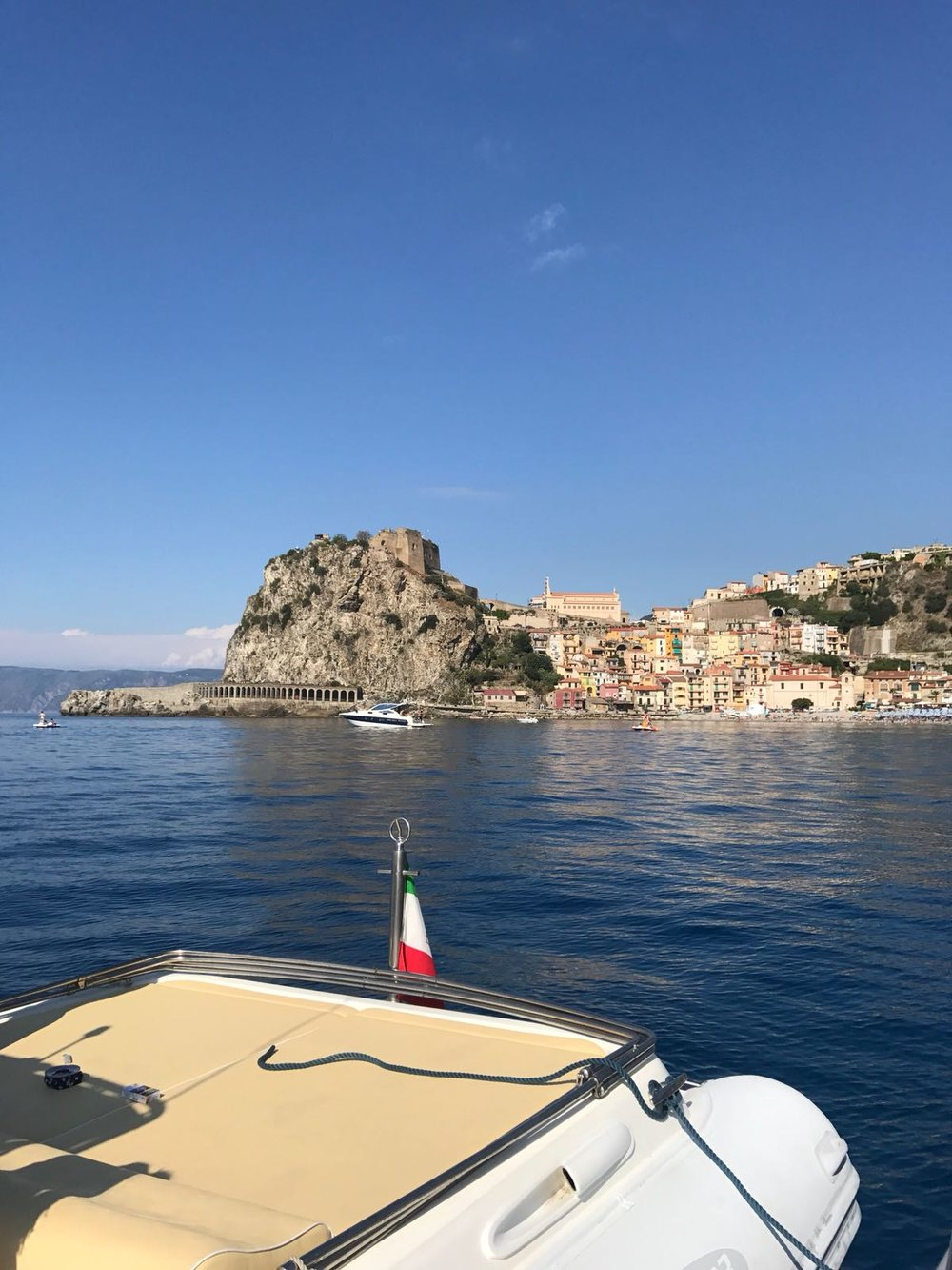 Calabria Boat Tours