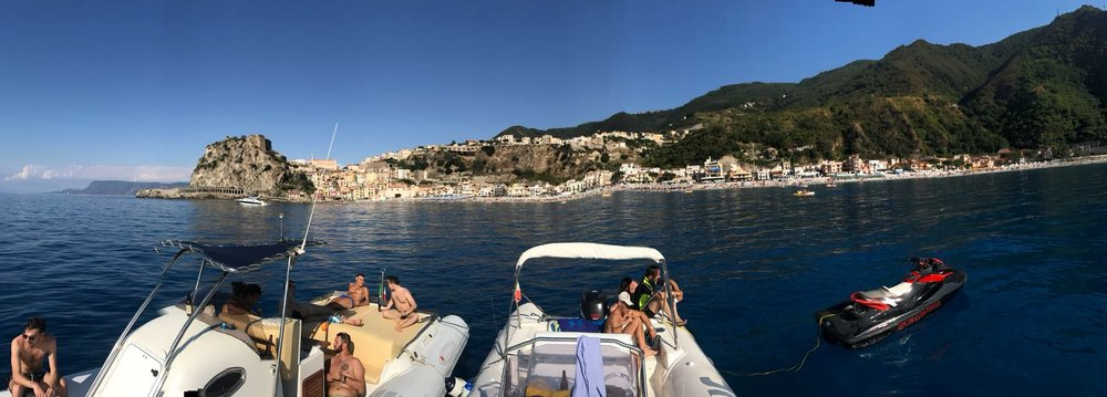 Boat Excursions South Italy