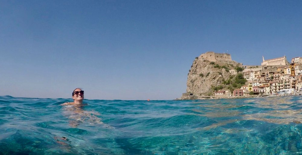 The sunshine, the seaside and the delicious cuisine.  Calabria is a place where time stands still, ancient traditions are still alive and life is enjoyed at a slower place.