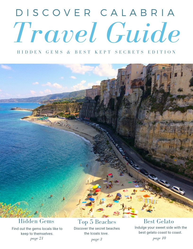 RECEIVE OUR FREE TRAVEL GUIDE! -