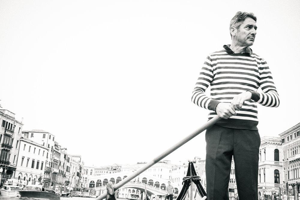 The Gondola Man