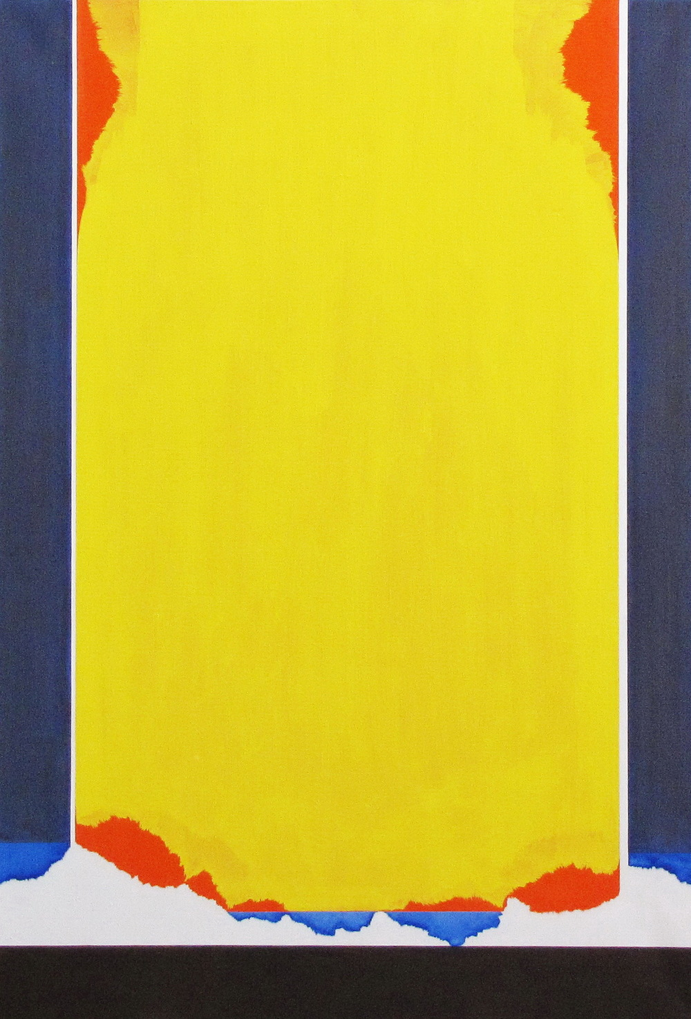 Untitled, 2011, Oil on Canvas, 56 x 38 inch, (142,5 x 97,5 cm)