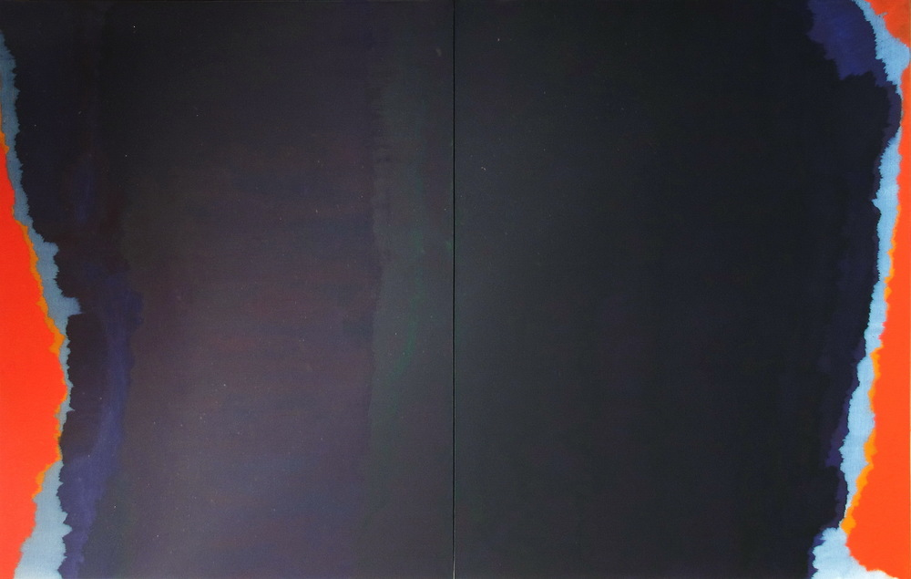 Untitled, 2011, Oil on Canvas, 94,4 x 150 inch, (240 x 380 cm)