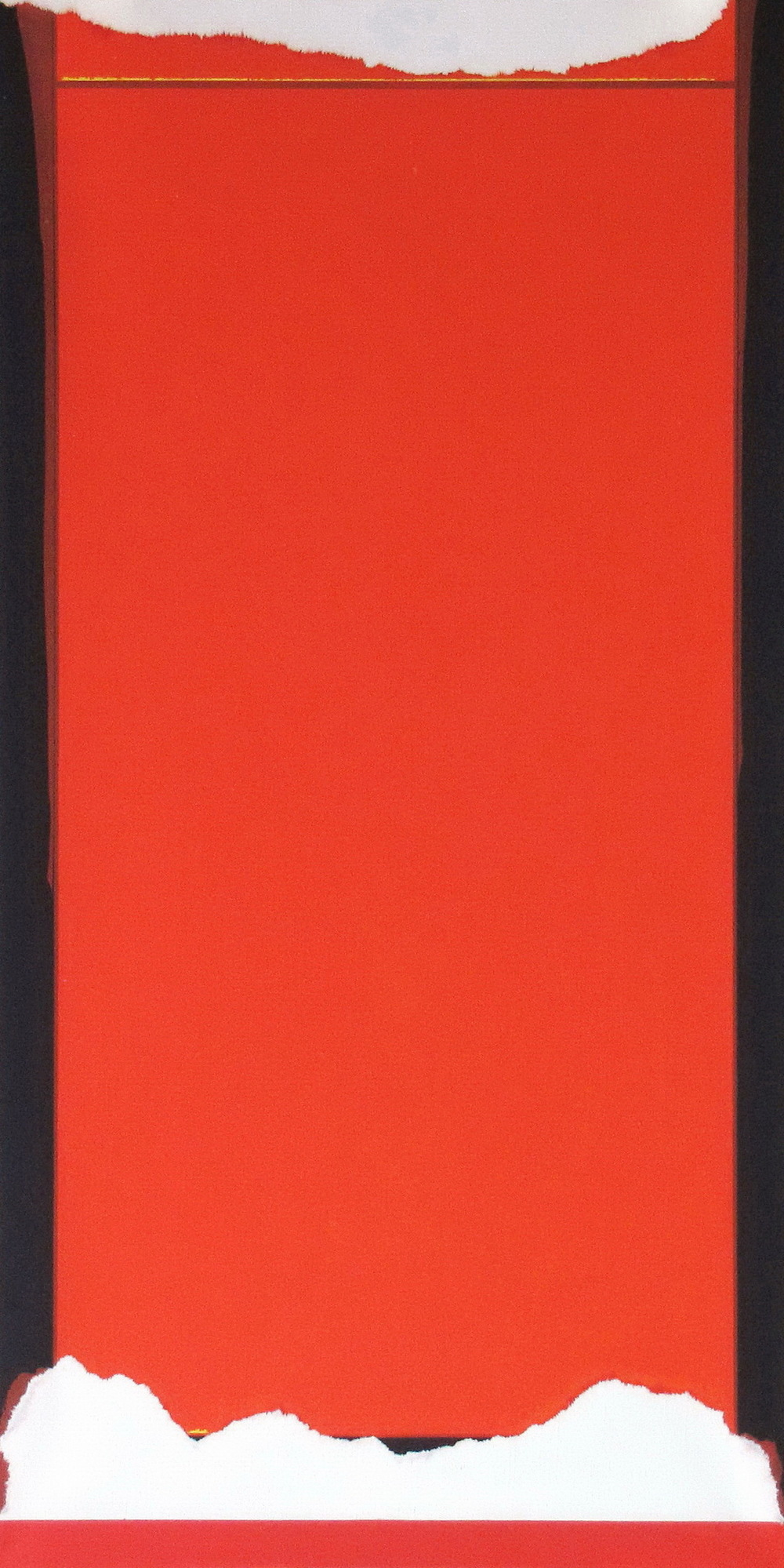 Untitled, 2011, Oil on Canvas, 57 x 29 inch, (145 x 72,4 cm)