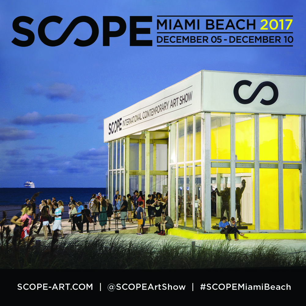 - THINK+ feel Contemporary is exhibiting at Scope Miami Beach  in gallery E 03, December 5-10 , 2017 at 801 Ocean Drive, Miami Beach.  This year our gallery is presenting works by Jan Kalab, Matus Lanyi, Martin Moflar, MUSA, Martin Stranka, and Maria Svarbova.