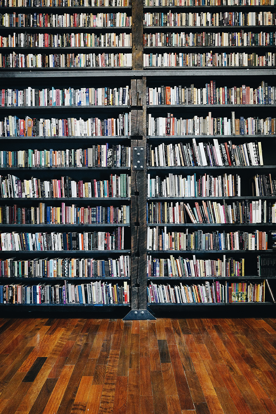 Stony Island Arts Bank's Johnson Publishing Company Library