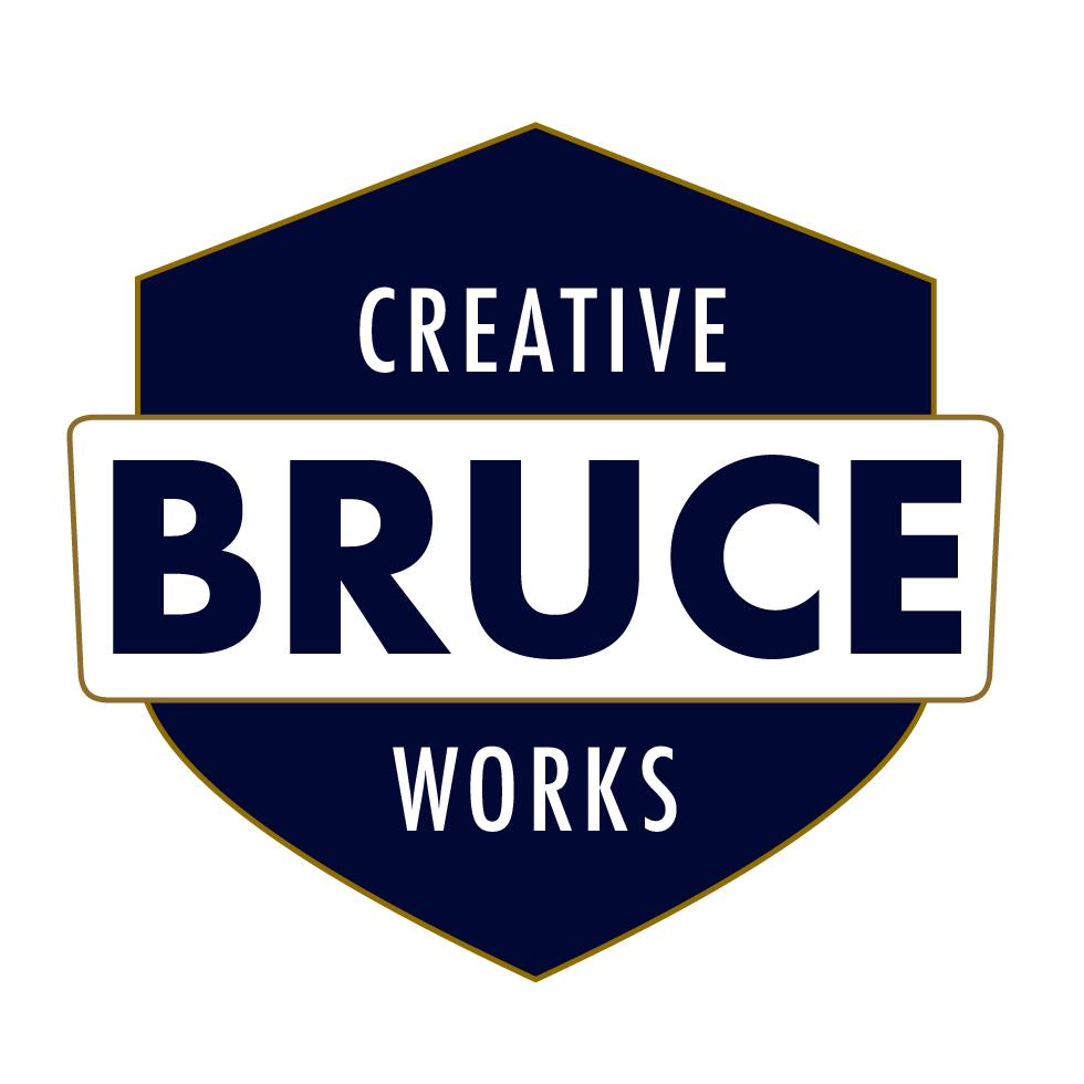 Bruce Creative Works Logo