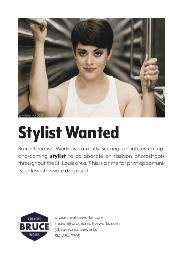 Bruce Creative Works Stylist Advertising 2