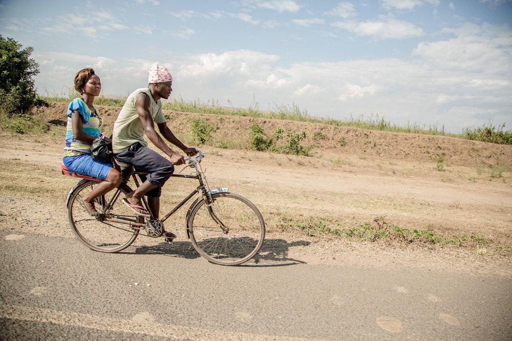 Malawi, Africa.