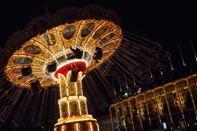 Christmas at Tivoli Gardens