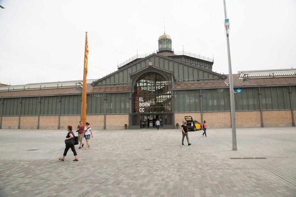2014 — El Born Centre de Cultura