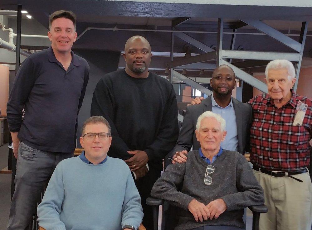 Board & Staff -